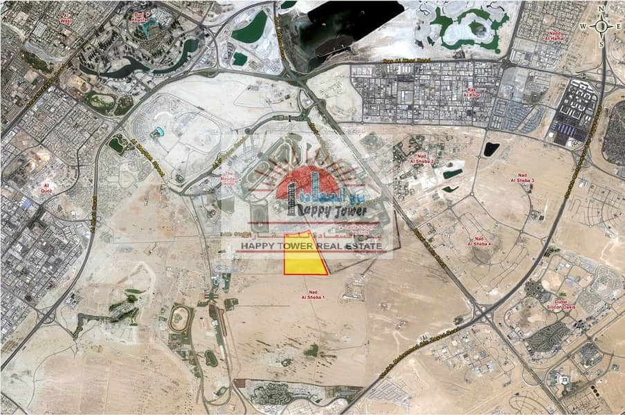 2 For Sale Residential Plot in Nad Al Sheba 1