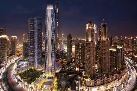 2 Bedroom Flat for Sale in Downtown Dubai, Dubai - STUNNING DOWNTOWN VIEW APARTMENT    OPERA GRAND