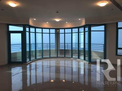 1 Bedroom Flat for Sale in Dubai Marina, Dubai - FULL SEA VIEW