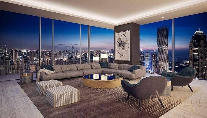 2 GREAT LOOKING APARTMENT WITH PAYMENT PLAN I JUMEIRAH LIVING