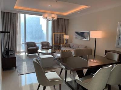 2 Bedroom Apartment for Sale in Downtown Dubai, Dubai - Burj Khalifa & Fountain View I 3 Beds I Fully Furnished