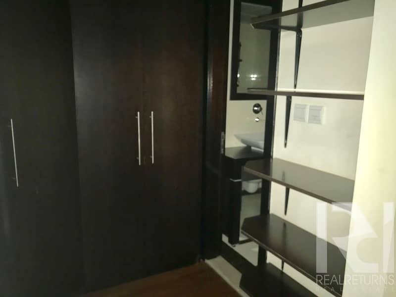8 Partial Furnished 2 Bed Room + Maid Room/Chiller Free