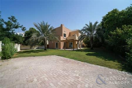 فیلا 5 غرفة نوم للايجار في مدينة دبي الرياضية، دبي - Huge Corner Plot | Backs Park | 5 Bed C2