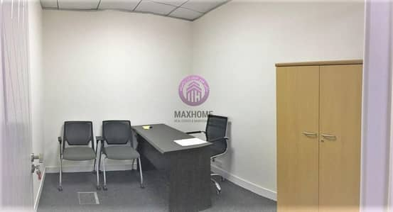 مکتب  للايجار في الدانة، أبوظبي - Office made into Perfection for your business