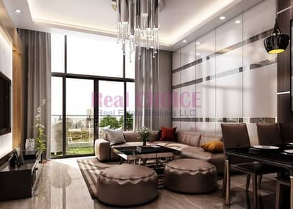 1 Bedroom Flat for Sale in Al Furjan, Dubai - Huge