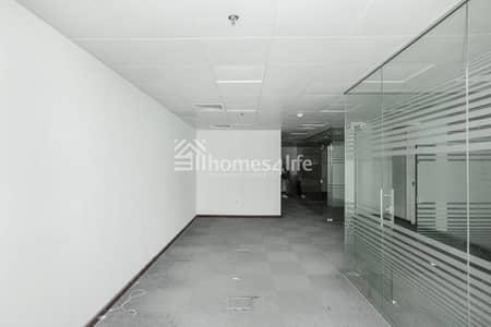 مکتب  للايجار في الخليج التجاري، دبي - Elegant Fully Fitted Office I 4 Parking Spaces