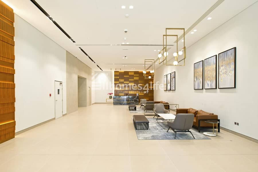 15 Elegant Fully Fitted Office I 4 Parking Spaces