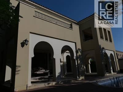 3 Bedroom Villa for Rent in Saadiyat Island, Abu Dhabi - Stand Alone I Elegant 3+M with Private Pool