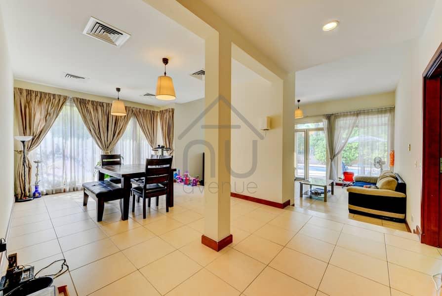 2 EXCLUSIVE | Park Backing Beautiful 3BR Villa