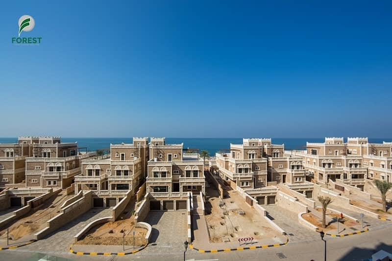 Brand New 3 BR with Sea View   Beach Access