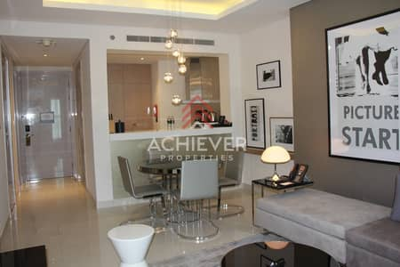 1 Bedroom Flat for Rent in Business Bay, Dubai - Fully Furnished | Brand New 1BR | Luxury living