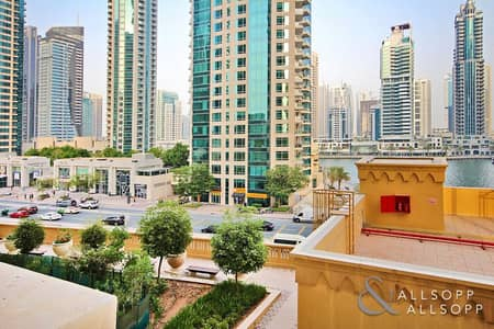 فلیٹ 2 غرفة نوم للبيع في جميرا بيتش ريزيدنس، دبي - Storage Room | 2 En suites | Marina View