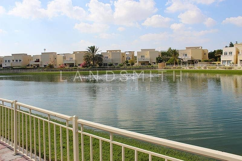 16 Full Lake View 5 BR  Villa with Private Pool