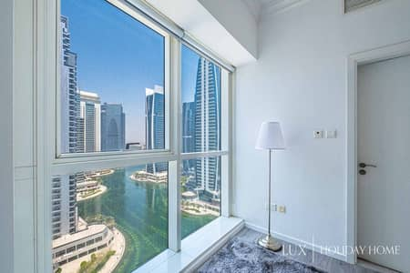 1 Bedroom Flat for Rent in Jumeirah Lake Towers (JLT), Dubai - LUX | The Ultimate Lake View Residence