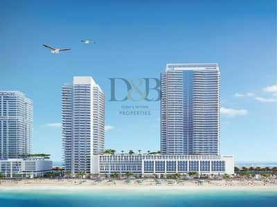 1 Bedroom Apartment for Sale in Dubai Harbour, Dubai - PERFECT HOLIDAY HOME|60/40 2 YRS POST PAYMENT PLAN