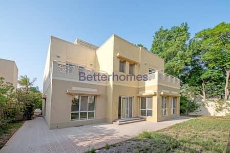 فیلا 5 غرفة نوم للايجار في السهول، دبي - Vacant| Park & Pool| Unfurnished| Type 8