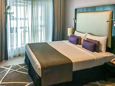 1 Bedroom Hotel Apartment for Sale in Barsha Heights (Tecom), Dubai - Investors Deal | Serviced Hotel Apartment | 1BR
