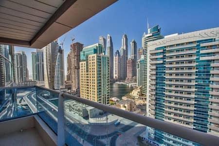 فلیٹ 2 غرفة نوم للايجار في دبي مارينا، دبي - مارينا دايموند 6 | 2 سرير | الطابق العلوي | بالقرب من المترو