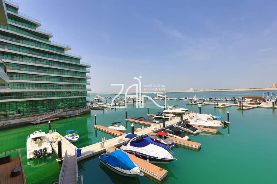 14 Fully Funished 2 BR Apt with Balcony Sea View