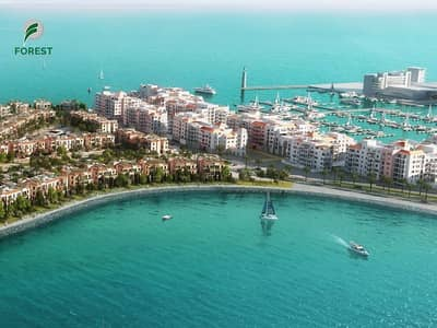 5 Bedroom Townhouse for Sale in Jumeirah, Dubai - Private Townhouse with Full Sea View No Commission