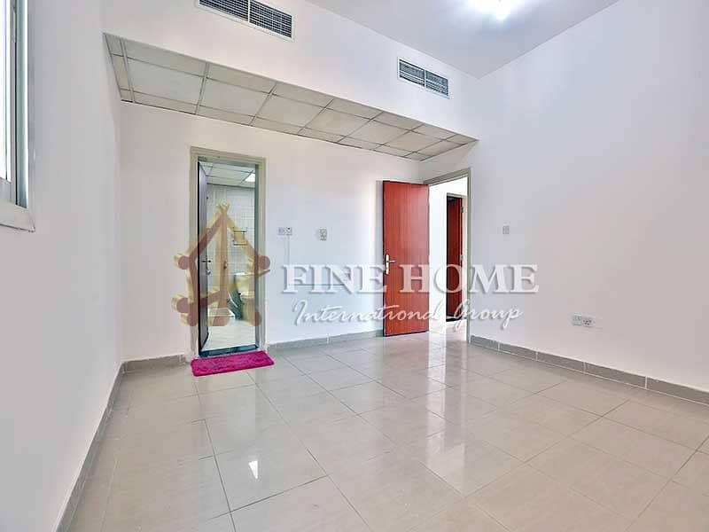 Monthly Payment ! 1BR Apartment . Al Bateen !