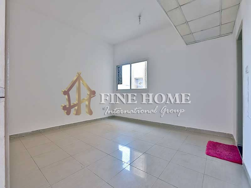 2 Monthly Payment ! 1BR Apartment . Al Bateen !
