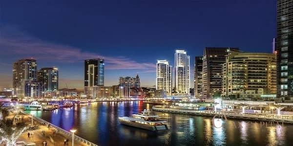فلیٹ 1 غرفة نوم للبيع في دبي مارينا، دبي - PREMIUM SEA VIEW APARTMENT I 5242 TOWER I DUBAI MARINA
