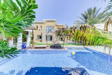 فیلا 4 غرف نوم للبيع في المرابع العربية، دبي - EXCLUSIVE | Fully Upgraded 4BR | Stunning Garden