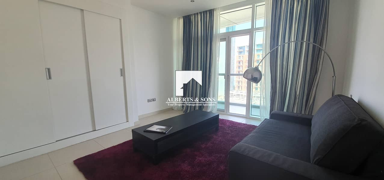 2 Spacious Furnished Apartment Available Now For Rent!