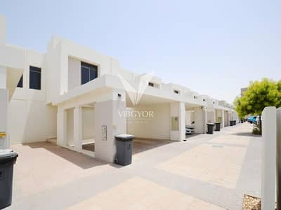 3 Bedroom Townhouse for Rent in Town Square, Dubai - 6 Cheques | Zahra Townhouse | 3BR+Maid