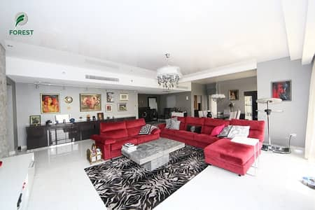 4 Bedroom Apartment for Sale in Jumeirah Beach Residence (JBR), Dubai - Fully Upgraded | Vacant | Furnished | 4BR