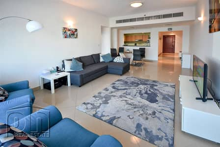 1 Bedroom Flat for Sale in Dubai Sports City, Dubai - Full Canal View|Spacious|Impeccable Condition