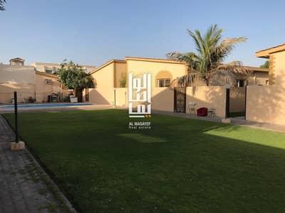 3 Bedroom Villa for Rent in Al Manara, Dubai - WESOME 3 BR SINGLE STORY VILLA WITH PRIVATE GARDEN