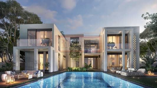 6 Bedroom Villa for Sale in Dubai Hills Estate, Dubai - PARK FACING | B2 TYPE | ROWAN COLLECTION