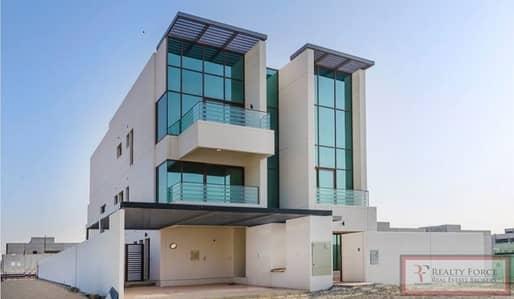6 Bedroom Villa for Sale in Meydan City, Dubai - STANDALONE CORNER VILLA | FACING PARK