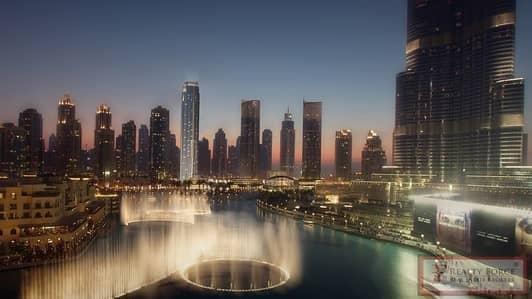 فلیٹ 2 غرفة نوم للبيع في وسط مدينة دبي، دبي - IMMEDIATE SALE | HIGH FLOOR | TYPE A CORNER UNIT