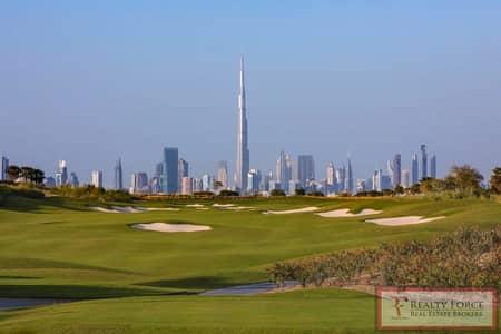 6 Bedroom Villa for Sale in Dubai Hills Estate, Dubai - CORNER UNIT| FULL GOLF COURSE VIEW | TYPE B2