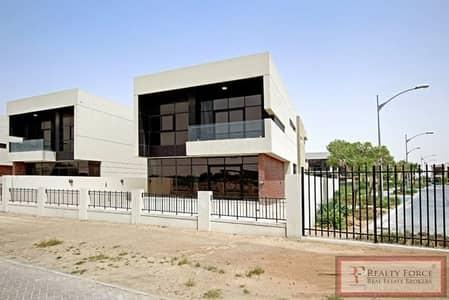 5 Bedroom Villa for Sale in DAMAC Hills (Akoya by DAMAC), Dubai - SINGLE ROW | GOLF COURSE VIEW | TYPE VD1