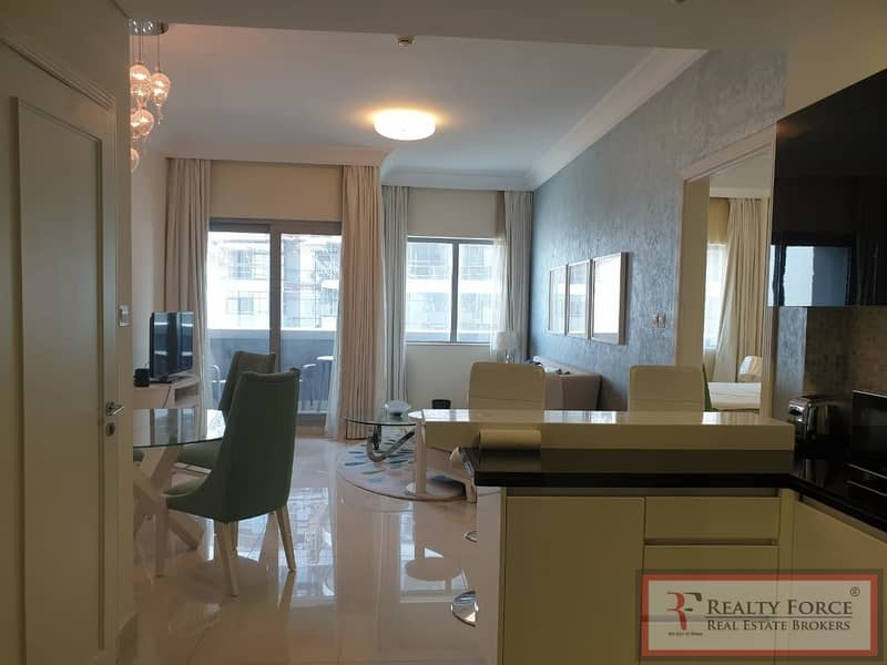 2 FULLY FURNISHED | PALACE FACING | HIGH FLOOR