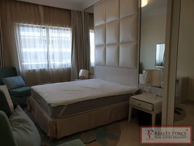FULLY FURNISHED | PALACE FACING | HIGH FLOOR