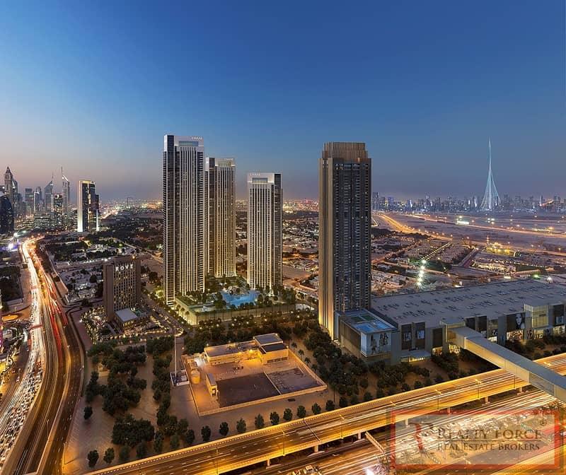 High Floor| Facing Burj Khalifa & Fountain