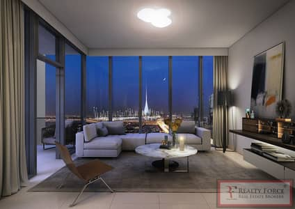 1 Bedroom Apartment for Sale in Downtown Dubai, Dubai - High floor | 2 years post handover plan