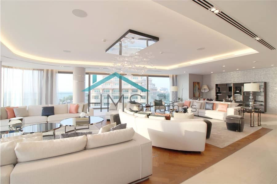 4 Bed Penthouse | Full Sea View | Must View