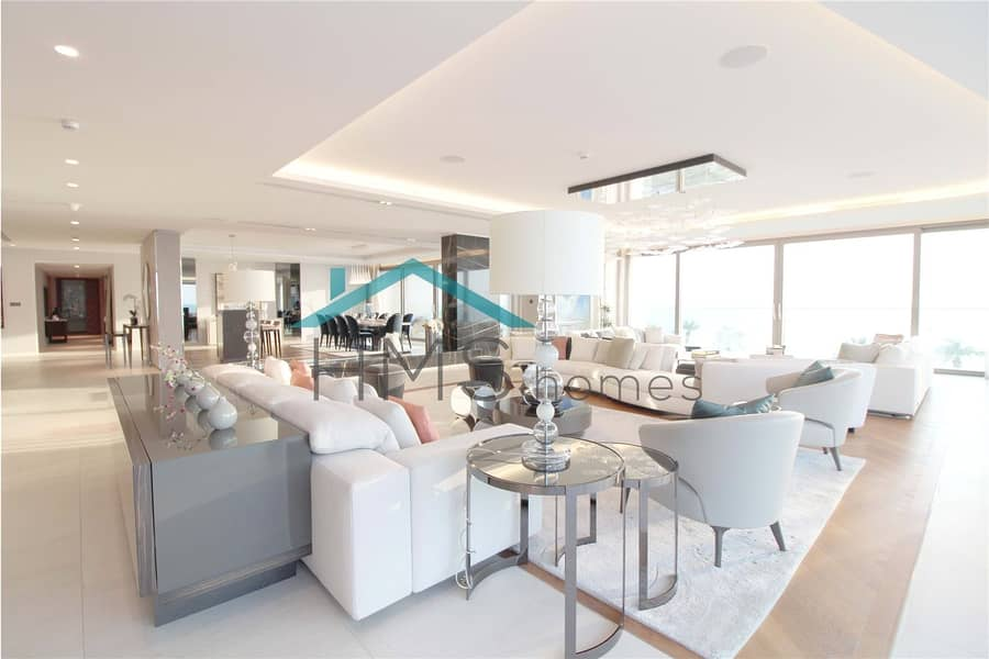 3 Bed Luxury Penthouse | Stunning Sea View