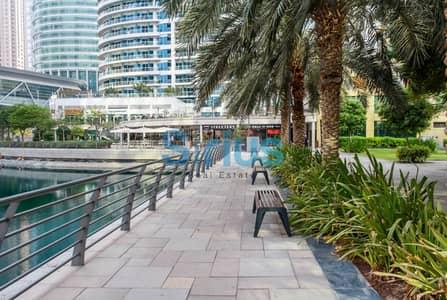 مکتب  للبيع في أبراج بحيرات جميرا، دبي - Spacious bright office for sale with views