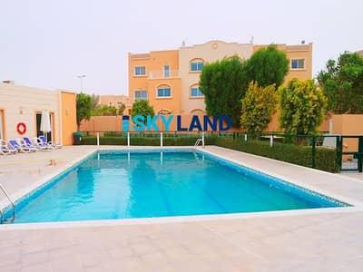 فیلا 3 غرفة نوم للايجار في الريف، أبوظبي - Vacant for Immediate Rent ! Single Row w/ Garden