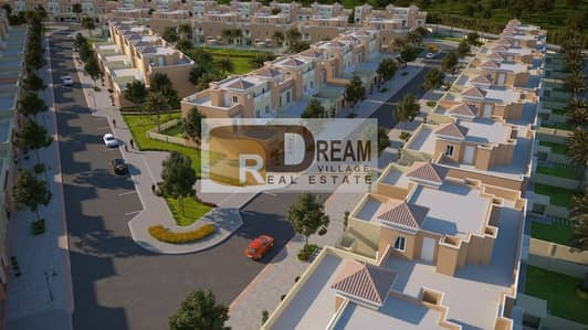 4 Bedroom Villa for Sale in Dubai Sports City, Dubai - New promotion - 7 years payment plan without any interests