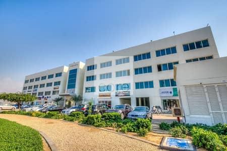 مکتب  للايجار في أبراج بحيرات الجميرا، دبي - Half Floor | Shell and Core Office | DMCC