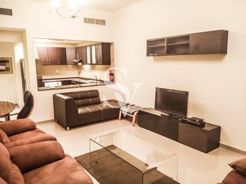 Furnished | Upgraded | Higher Floor