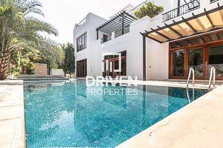 فیلا 7 غرف نوم للايجار في البراري، دبي - Stunning Villa | Type A | Great Location